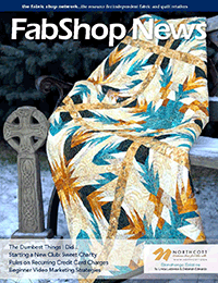 Advertisers 3x - FabShop News February 2019 Issue 128