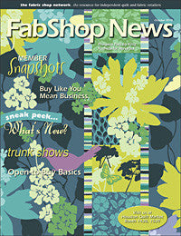 FabShop News – October 2010, Issue 78