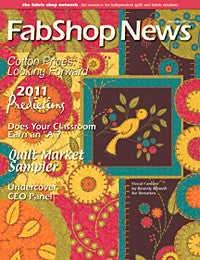 FabShop News – December 2010, Issue 79