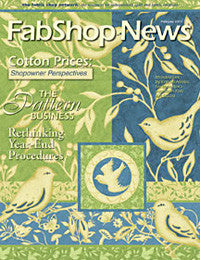 FabShop News – February 2011, Issue 80