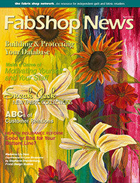 FabShop News - Back Issue Group 2013