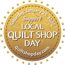 Local Quilt Shop Day - Registration