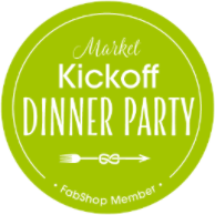 FabShop Pre-Market Kickoff Dinner Party - Spring Quilt Market 2019 - Wednesday, May 15, 2019