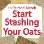 Oatmeal Month