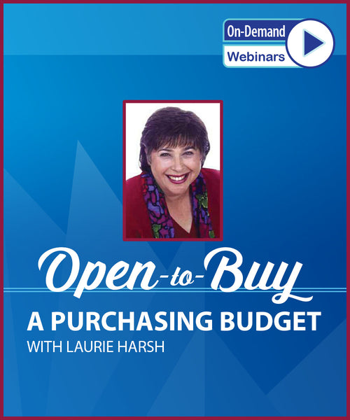 Open to Buy | A Purchasing Budget