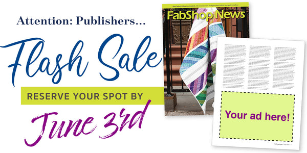 [Flash Sale] Publishers