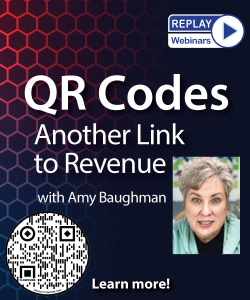 [Replay] QR Code's Another Link to Revenue