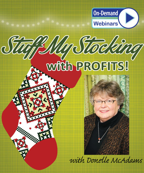 Stuff My Stocking – With PROFITS!