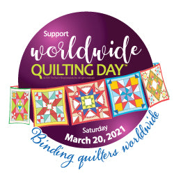 Worldwide Quilting Day 2021 - Registration