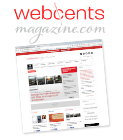 WebCents Magazine