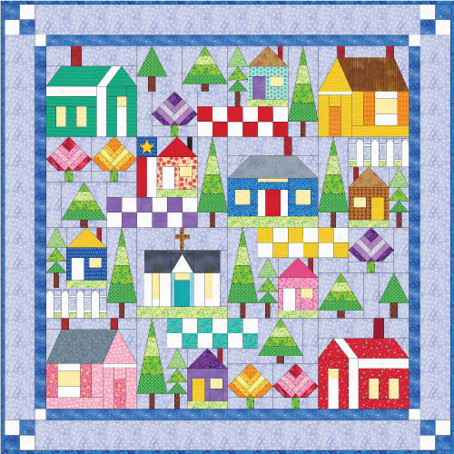 All Around the Neighborhood Sampler 12-Block