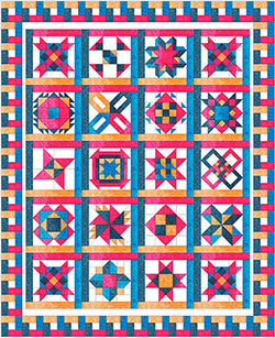 Bright Hopes 17-Block Sampler CD