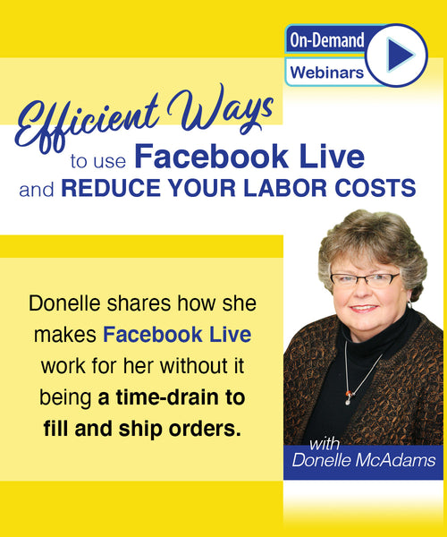 Efficient Ways to use Facebook Live and Reduce Your Labor Costs