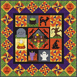 Haunted Halloween Sampler