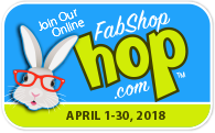 FabShop Hop April 2018