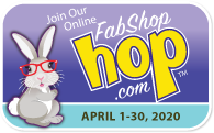 FabShop Hop™ Registration - APRIL 2020