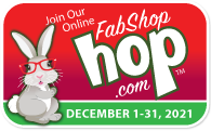 FabShop Hop™ Registration - DECEMBER 2021