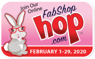 FabShop Hop™ Registration - FEBRUARY 2020