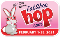 FabShop Hop™ Registration - FEBRUARY 2021