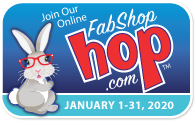 FabShop Hop™ Registration - JANUARY 2020