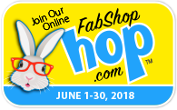 FabShop Hop June 2018