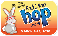 FabShop Hop™ Registration - MARCH 2020