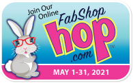FabShop Hop™ Registration - MAY 2021