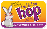 FabShop Hop™ Registration - NOVEMBER 2020