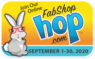 FabShop Hop™ Registration - SEPTEMBER 2020
