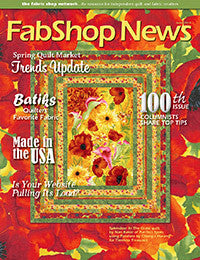 FabShop News – June 2014, Issue 100