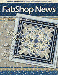 FabShop News – December 2014, Issue 103