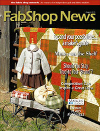 FabShop News – August 2015, Issue 107