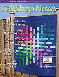 FabShop News – February 2016, Issue 110