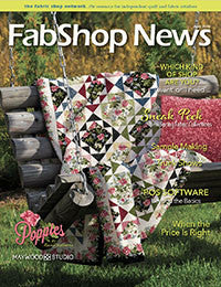 FabShop News – April 2016, Issue 111