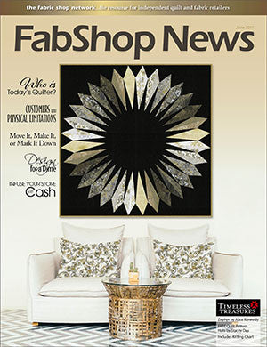 Advertisers 6x - FabShop News June 2017 Issue 118