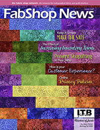 FabShop News Magazine Issue 134