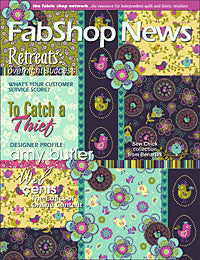 FabShop News - Back Issue Group 2010
