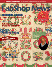 FabShop News – April 2010, Issue 75