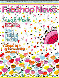 FabShop News – April 2011, Issue 81