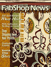 FabShop News - Back Issue Group 2011