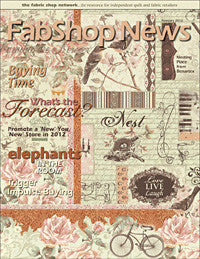 FabShop News - Back Issue Group 2012