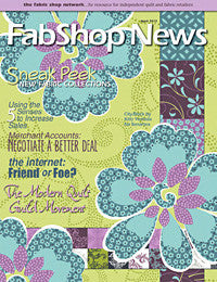 FabShop News – April 2012, Issue 87