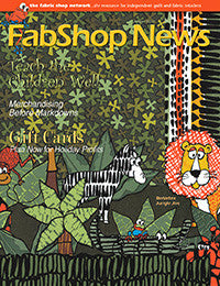 FabShop News – August 2012, Issue 89