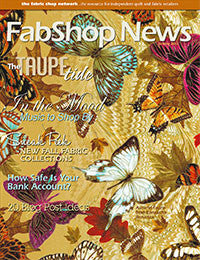FabShop News – October 2012, Issue 90
