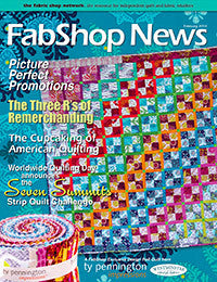 FabShop News – February 2013, Issue 92