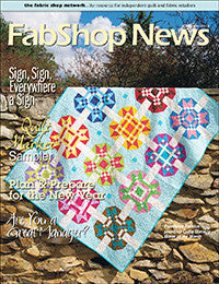 FabShop News – December 2013, Issue 97