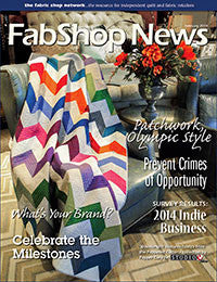 FabShop News – February 2014, Issue 98