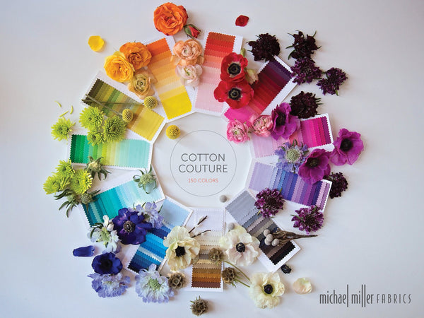Cotton Couture<br>Color Card