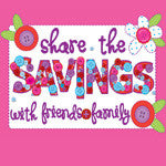 Share the Savings