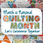 Quilting Month